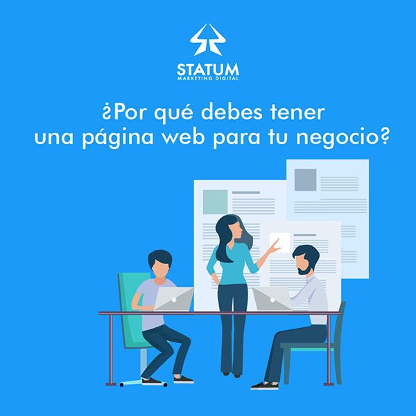 por que debes tener pagina web para tu negocio