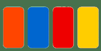 colores arquetipo de marca el bufon