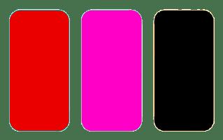 colores arquetipo el amante