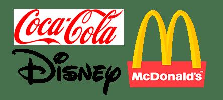 logos marcas arquetipo el inocente